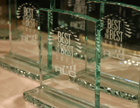 Best of the Best award